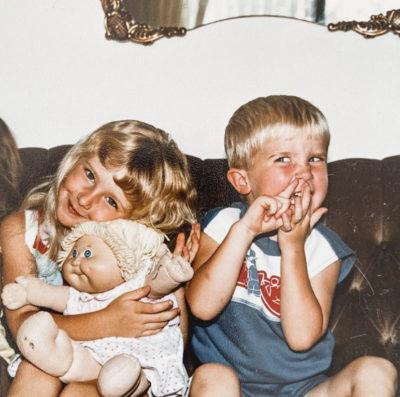 Ashleigh Renard photos child