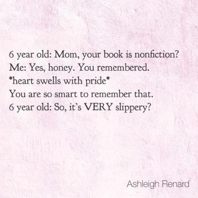 Ashleigh Renard quotes non-fiction